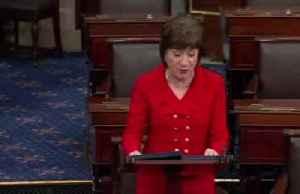 'I will vote to acquit' -Sen. Susan Collins [Video]