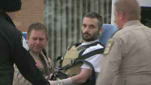 Suspect In Officer Matson Shooting In Court [Video]