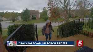 New bill aims to crack down on porch pirates by increasing penalties [Video]