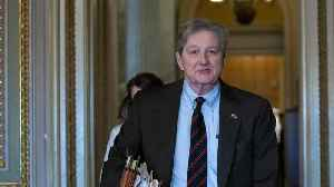Senator Kennedy Invites Senate Custodian To State Of The Union For The Third Time [Video]
