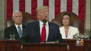 Trump Delivers 2020 State Of The Union Address [Video]