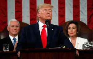 News video: Trump Delivers State of the Union as Impeachment Trial Concludes