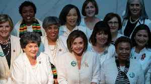 Democratic Honor Suffragette Movement By Wearing White To State Of The Union Address [Video]