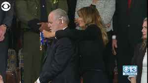 News video: Rush Limbaugh Awarded Presidential Medal Of Freedom During State Of The Union