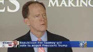 PA Senators Will Vote In Impeachment Trial [Video]