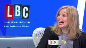 Labour MP Tracy Brabin ridicules media focus on her shoulder [Video]