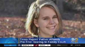 Pre-Trial Hearing Today In Tessa Majors Case [Video]