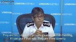 Streatham stabbing: Terror surveillance 'not man-to-man marking', warns police chief [Video]