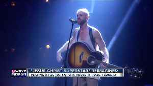 'Jesus Christ Superstar' returns to Detroit on 50th anniversary tour [Video]