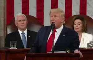 Trump-Pelosi feud erupts during SOTU speech [Video]