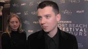 Asa Butterfield on the good vibes around 'S*x education' [Video]