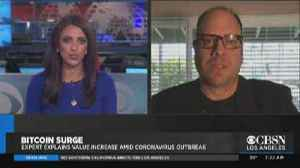 Expert Explains Bitcoin Surge Amid Coronavirus Outbreak [Video]