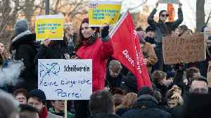 German politics shaken as far-right AfD becomes 'kingmaker' in eastern state [Video]