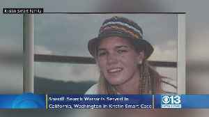 Sheriff: Search Warrants Served In California, Washington In Kristin Smart Case [Video]