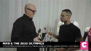 2020 Olympics Inspire Innovation at Nike, Says Chief Design Officer [Video]