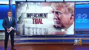 News video: Impeachment Trial Of President Donald Trump Ends In Acquittal