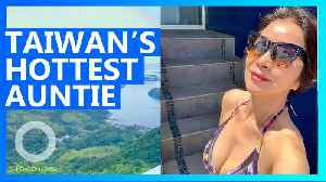 """63-year-old actress Chen Meifen dubbed """"Taiwan's Hottest Auntie"""" [Video]"""