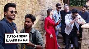 Anil Kapoor FUNNIEST Conversation With Media Photographers | Malang | Disha Patani, Aditya Roy Kapur [Video]