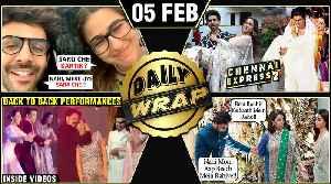 Ranbir Alia TOGETHER, Sara Kartik REPLACE SRK Deepika, Baaghi 3 Trailer   Top 10 News [Video]