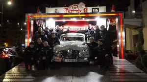 Historic Monte-Carlo Rally - Day 5 [Video]