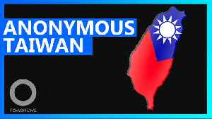 Anonymous create pro-Taiwan page on United Nations website [Video]