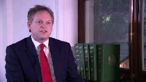 Grant Shapps interview on early release of terrorists [Video]