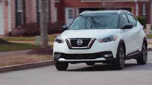 2020 Nissan Kicks Driving Video [Video]