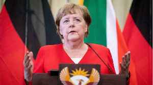 Angela Merkel On Her Party And Far-right [Video]