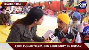 News video: Shaheen Bagh Ground Report: Sikh men & women from Bhatinda in Punjab join protest | OneIndia
