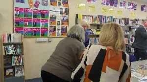 Camilla visits prisoners at HMP Downview [Video]