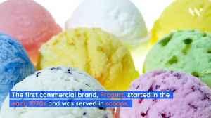 5 Fun Facts About Frozen Yogurt (National Frozen Yogurt Day) [Video]