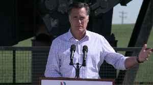 Mitt Romney Votes for Trump's Conviction in Impeachment Trial [Video]