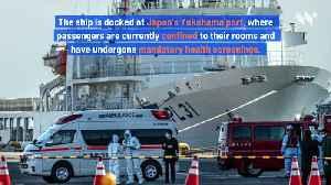 Cruise Ship Quarantined Due to Coronavirus Outbreak [Video]