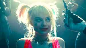 "Birds of Prey with Margot Robbie - ""Lost Something"" Clip [Video]"