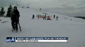 Ebony Ice Ski Club hosts Fun on The Rock [Video]