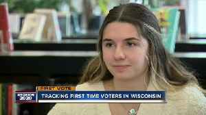 First Vote: Meet Riley McAdams [Video]