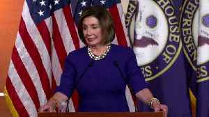 Tearing up speech 'completely, entirely appropriate': Pelosi [Video]