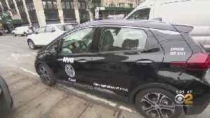 NYC Fleet Vehicles Testing Air Quality In South Bronx [Video]