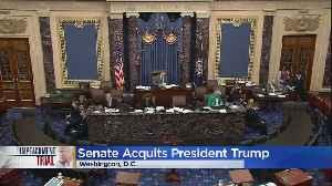 Colorado Senators Vote In Presidential Impeachment Hearing [Video]