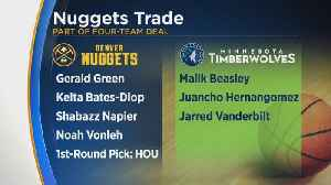 Denver Nuggets Part Of Mega Player Trade Deal [Video]