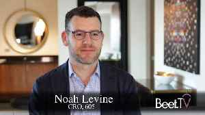 Noah Levine: 605 Introduces New Data Platform to the Industry [Video]