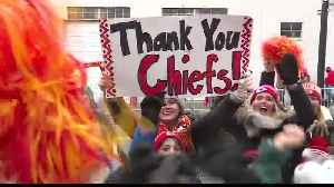 News video: Fans express mix of gratitude, pride for Chiefs
