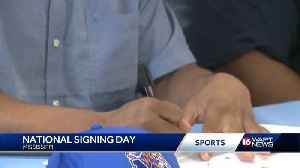 Yazoo County produces D-1 talent on National Signing Day [Video]
