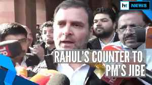 'PM Modi's style is to distract country from core issues': Rahul Gandhi [Video]