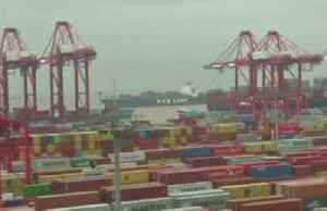 News video: China to halve tariffs on some U.S. imports as virus risks grow