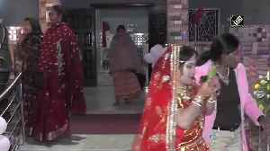 Chinese woman marries man in West Bengal with Indian rituals [Video]