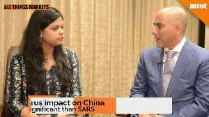 Fear factor in markets How will coronavirus impact India All Things Markets [Video]