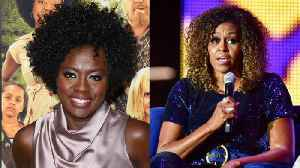Viola Davis' portrayal of Michelle Obama lands First Ladies full series pick-up [Video]