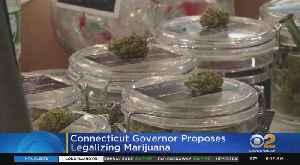 CT Gov Renews Call For Recreational Marijuana [Video]