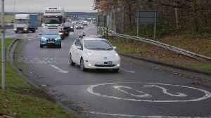 Nissan completes autonomous drive on UK roads [Video]